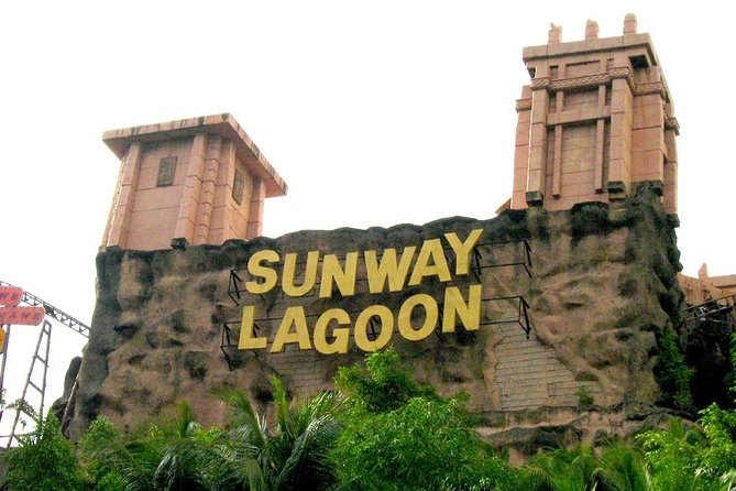 Sunway lagoon Theme Park Day-Trip