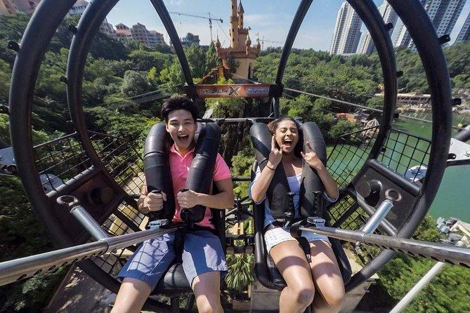 Full-Day Sunway lagoon Theme Park Tour