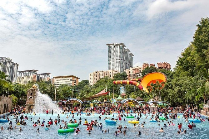 Full-Day Sunway lagoon Theme Park Day-Trip