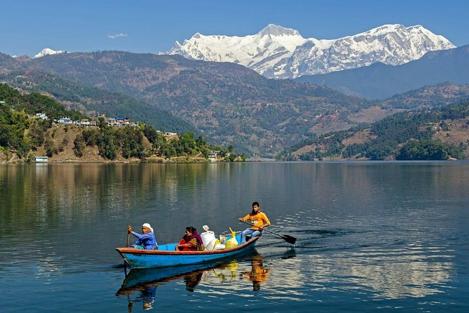 Explore Entire Natural Pokhara Valley By Comfortable Ac Private Car