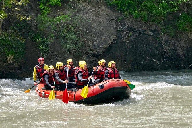 Rafting on the Drac - Gap