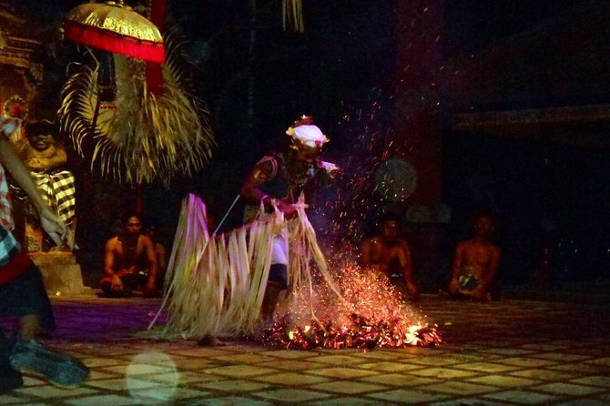 Bali Kecak Fire Dance Ticket Include Transport