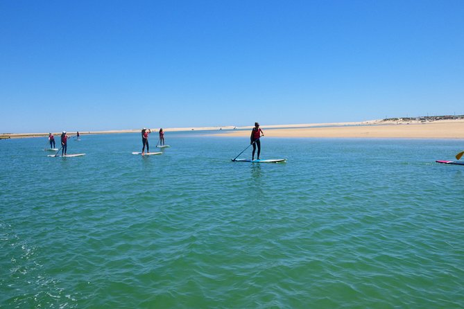 Stand Up Paddle tour, Ria Formosa