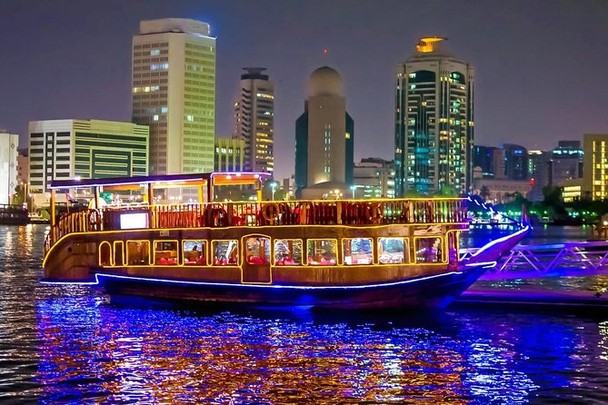 Tours & Tickets by Dubai Marina Luxury Dhow Dinner Cruise photo 1