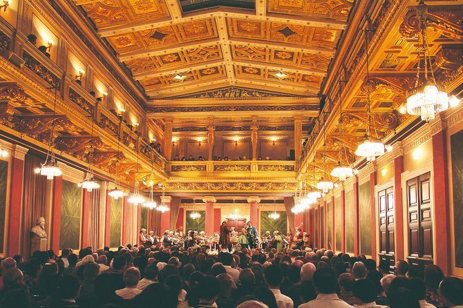 Vienna Mozart Evening: Gourmet Dinner and Concert at the Musikverein photo 7