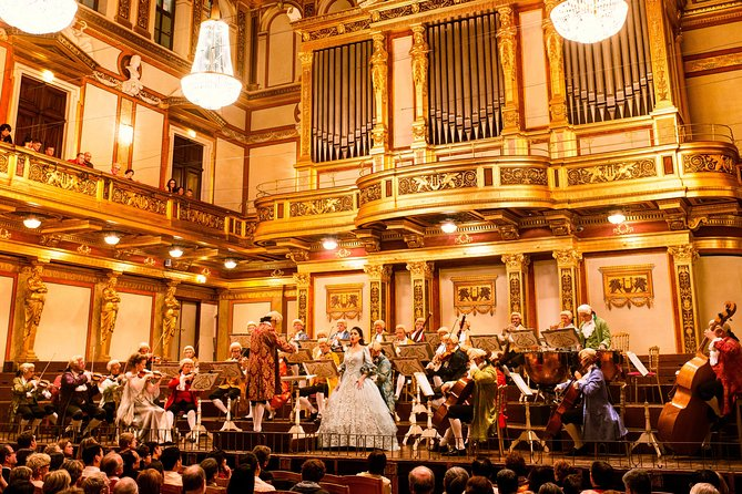 Vienna Mozart Evening: Gourmet Dinner and Concert at the Musikverein photo 1