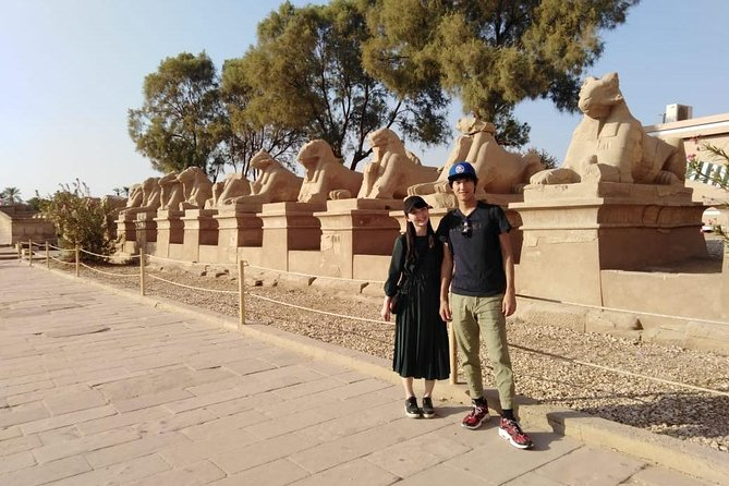 Half Day East Bank of luxor : Tour to Luxor and Karnak Temples