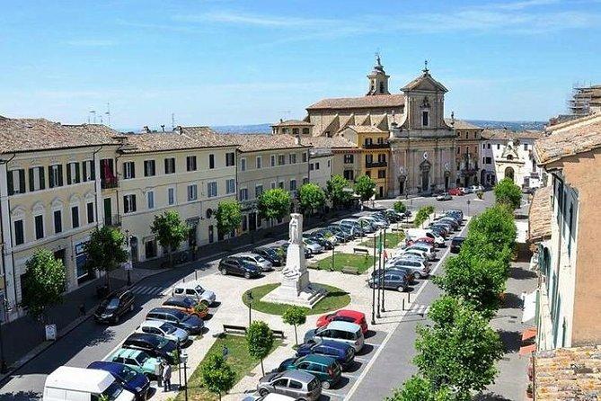 Private Transfer: Rome City to Poggio Mirteto and vice versa