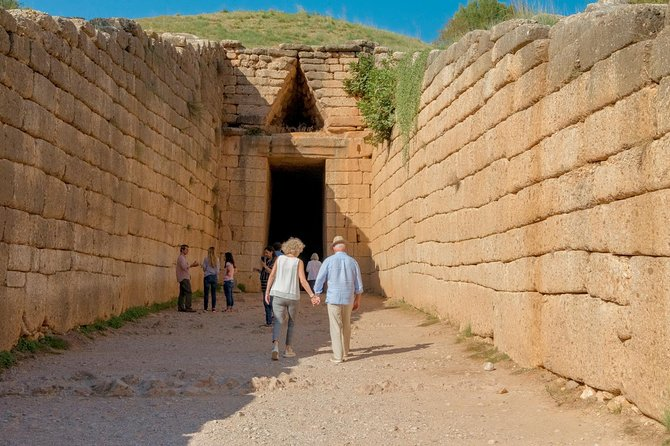 5-day Athens & Peloponnese Highlights Private Tour With Spetses & Hydra Island