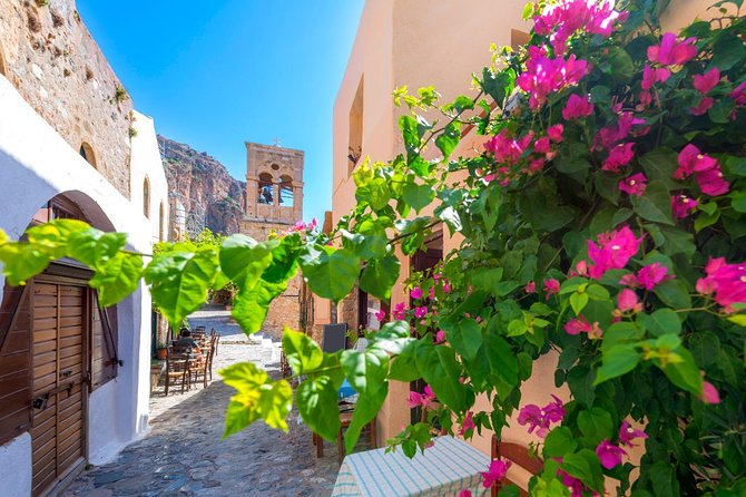 Monemvasia, the Peloponnese and the Mani Peninsula 3-Day Private Tour photo 26