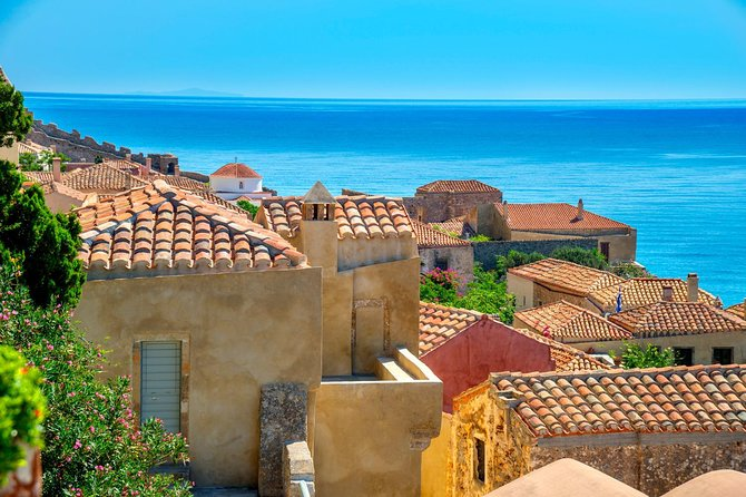 Monemvasia, the Peloponnese and the Mani Peninsula 3-Day Private Tour photo 13