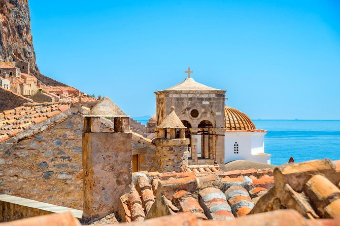 Monemvasia, the Peloponnese and the Mani Peninsula 3-Day Private Tour photo 27