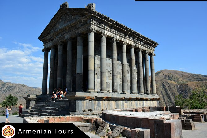 Discover Garni and Geghard in a day trip