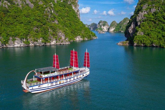 Bai Tu Long and Ha Long Bay One Day -Amazing Luxury Sail