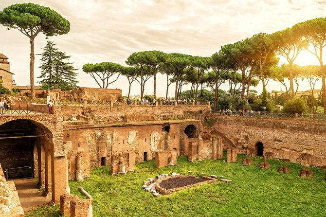 Colosseum, Ancient Rome, Underground Catacombs guided tour, Tickets & Transfer photo 27