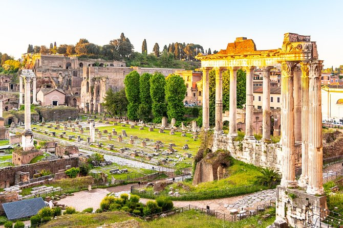 Colosseum, Ancient Rome, Underground Catacombs guided tour, Tickets & Transfer photo 2