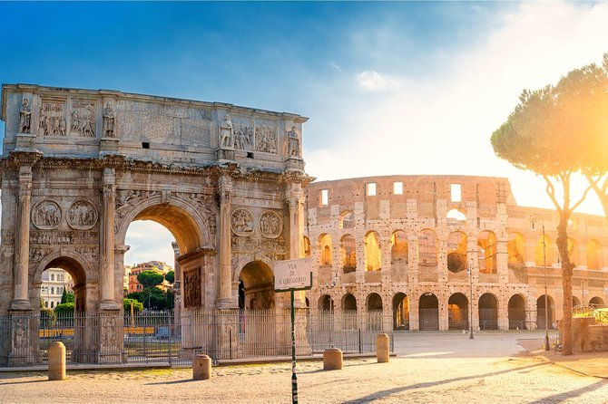 Colosseum, Ancient Rome, Underground Catacombs guided tour, Tickets & Transfer photo 3