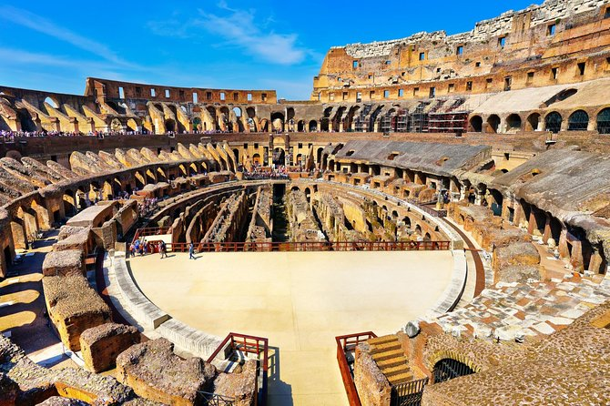 Colosseum, Ancient Rome, Underground Catacombs guided tour, Tickets & Transfer photo 17