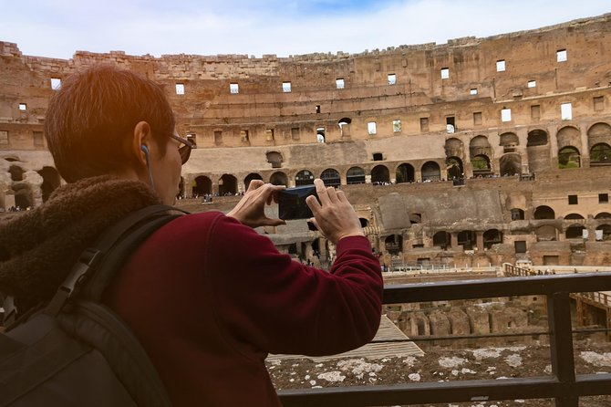 Colosseum, Ancient Rome, Underground Catacombs guided tour, Tickets & Transfer photo 21