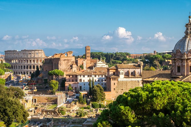 Colosseum, Ancient Rome, Underground Catacombs guided tour, Tickets & Transfer