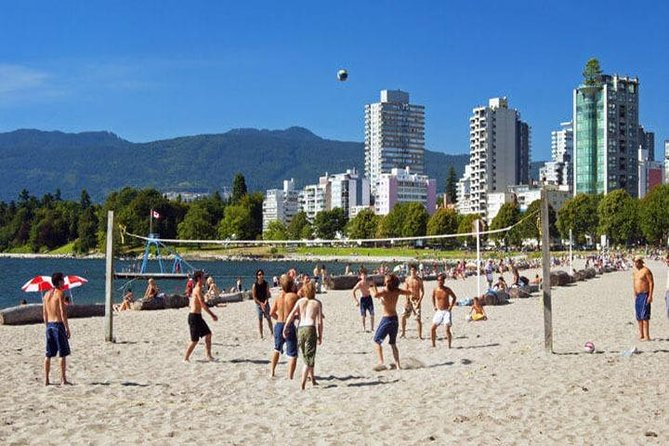 Vancouver Top Beaches Tour - Private
