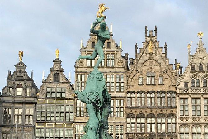 Antwerp City Walk