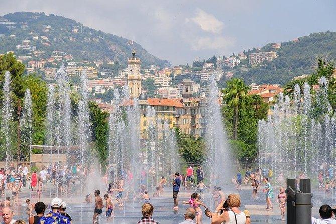 Private Transfer: Rome City to Nice or vice versa