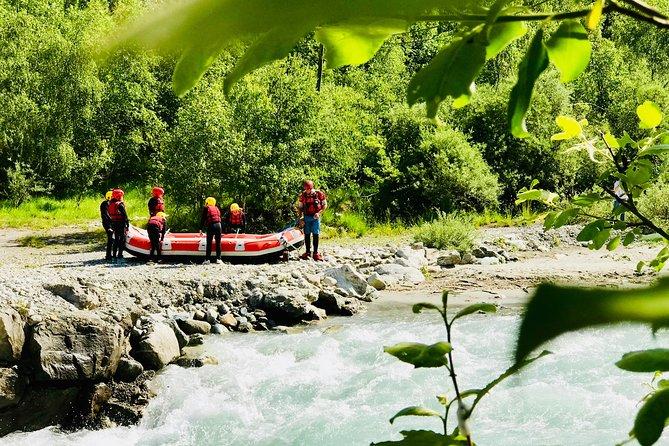 Rafting on the Séveraisse - Valgaudemar