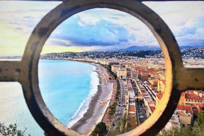 Cannes Shore Excursion: French Riviera Private Tour of Nice - Eze - Monaco - Monte Carlo