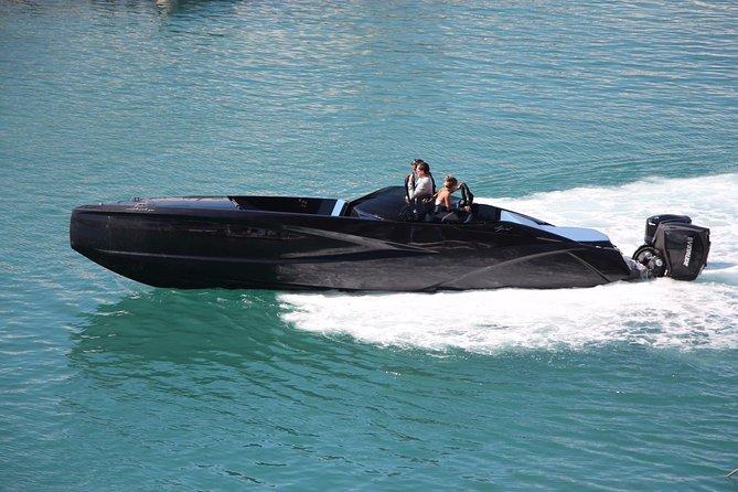 Speed Boat Experience Dipiù 990 600 HP Portofino