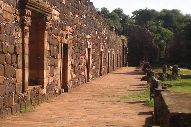 Visit to San Ignacio Ruins and Wanda Mines Full day Tour