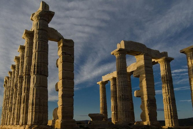 Cape Sounion Tour and The Temple Of Poseidon Half Day photo 1