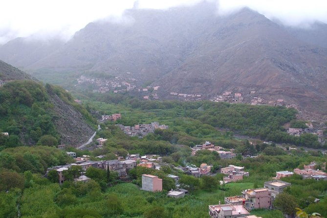 Day trip to Imlil valley