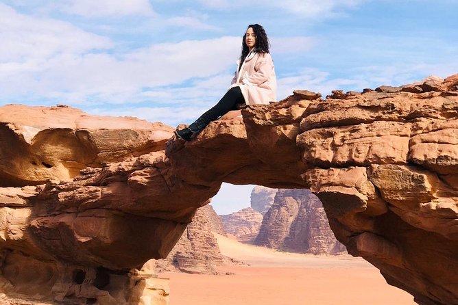 3 Hour Jeep Tour - Wadi Rum Desert Highlights