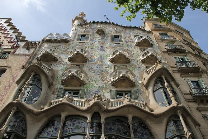 Barcelona Exclusive : Skip the Line: Casa Batlló Morning Ticket