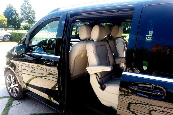 Private Luxury Transfer from Verona to Riva del Garda (or vice versa)