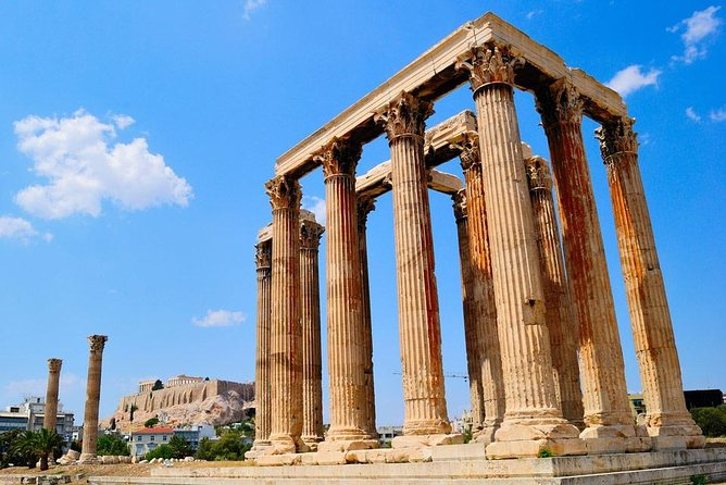 Athens Half Day Sightseeing Tour by luxury minivan photo 1
