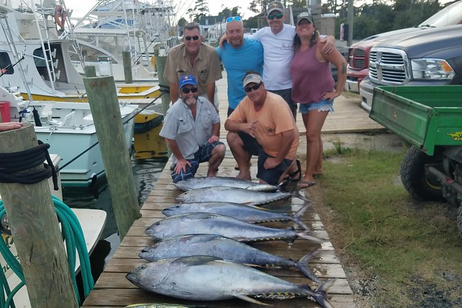 Sportfishing Charters - Tuna, Mahi, Wahoo & More photo 4