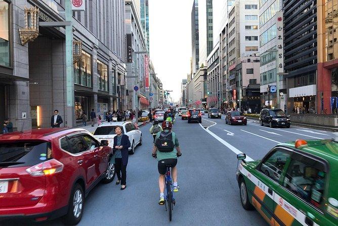 Shibuya, Harajuku, Shinjuku, Cycling Tour