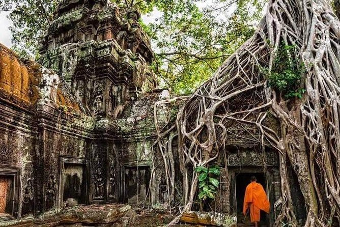 2-Day Temples with Angkor Wat Sunrise Tour of Siem Reap photo 1
