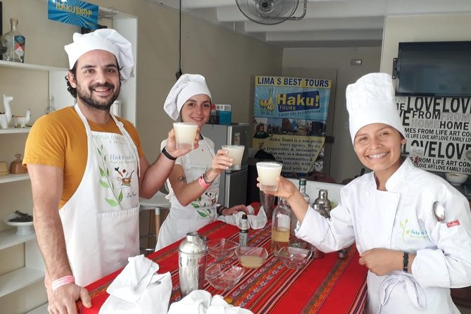 Cook an Authentic Ceviche and Peruvian Pisco Sour !