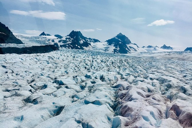 Spit Choppers - Helicopter Glacier Tour