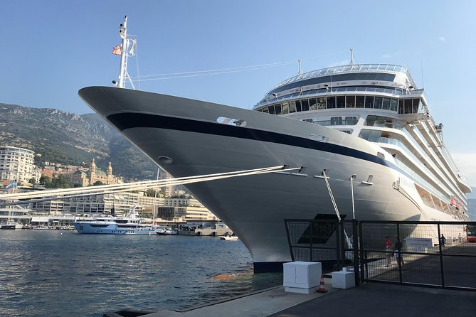 Monaco Shore Excursion: Private Day Trip to Nice, Eze, La Turbie, Monaco and Monte Carlo