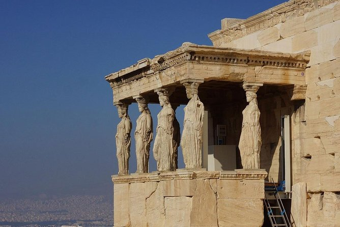Athens City Tour Full Day