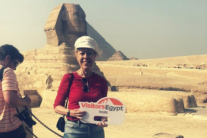 Day Trip at The Pyramids, Sakkara And Memphis