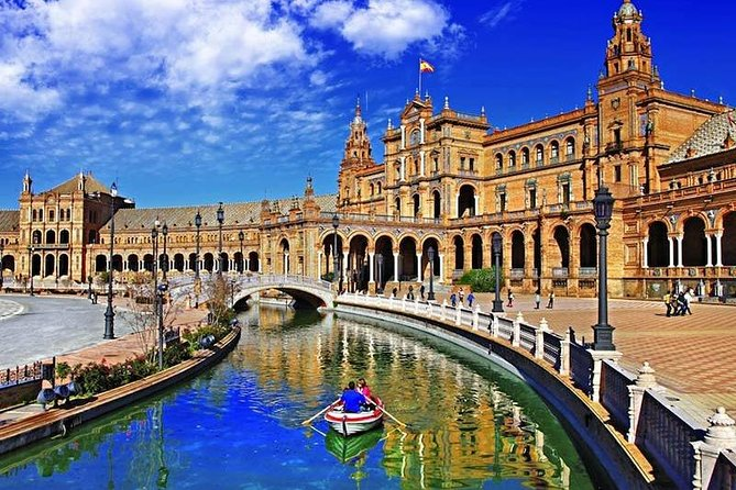 Full-Day Private Tour to Seville from Cordoba