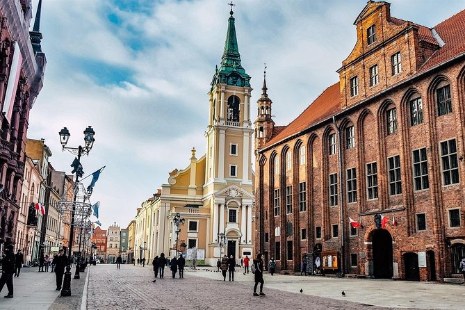 UNESCO Torun - Full Day Tour from Warsaw by private car