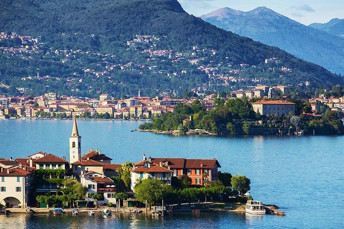 LAKE MAGGIORE TOUR FROM Milan with its BORROMEO'S ISLANDS