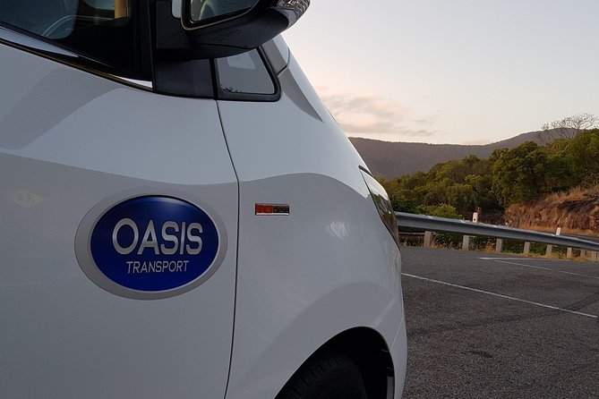 Luxury Van, Private Transfer, Palm Cove - Cairns
