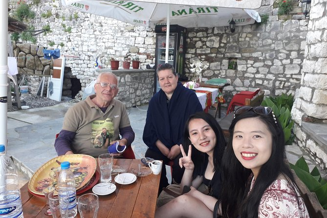 Walking tour of Berat (Gliko & coffee tasting in Local family ) By Vato
